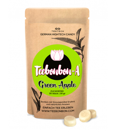 Teebonbon-A Green Apple