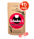 10 Packs of Teebonbon-A Strawberry-Pineapple