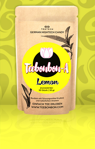 Erythrit Candy Lemon sugarfree