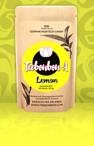Erythrit Candy Lemon sugarfree