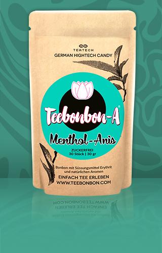 Erythrit Menthol-Anise sugarfree